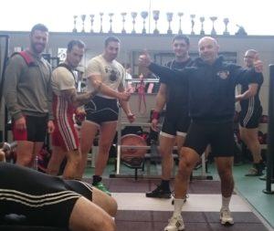 Championnats départementaux de Force Athlétique
